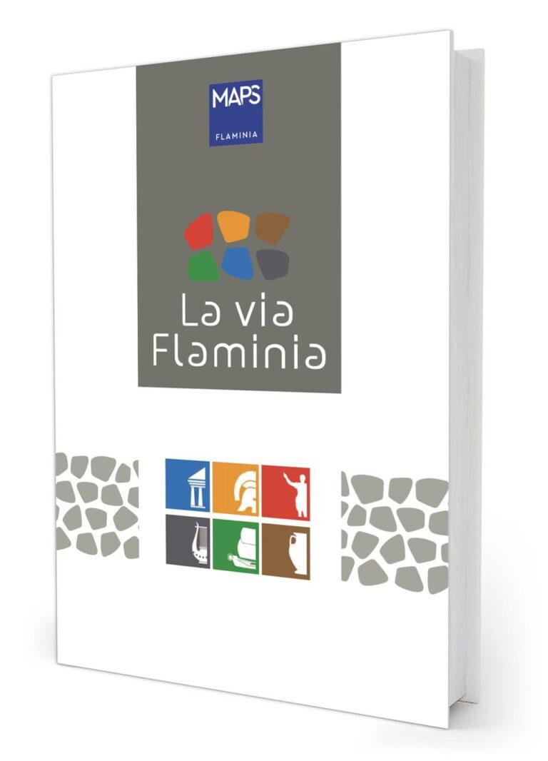 Copertina Catalogo La Via Flaminia