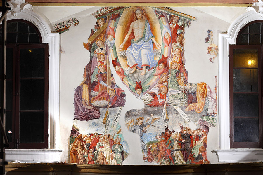 Ex Chiesa Gonfalone Saltara